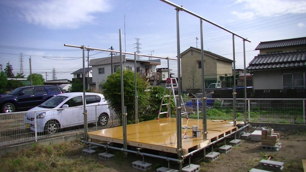 PIC_0153 測定室建設中3